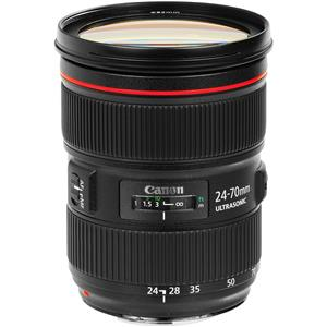 Canon EF 24-70mm f/2.8L II USM Camera Lens